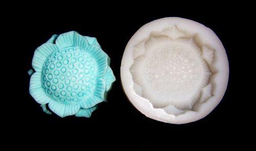 Silikonová formička - květ slunečnice